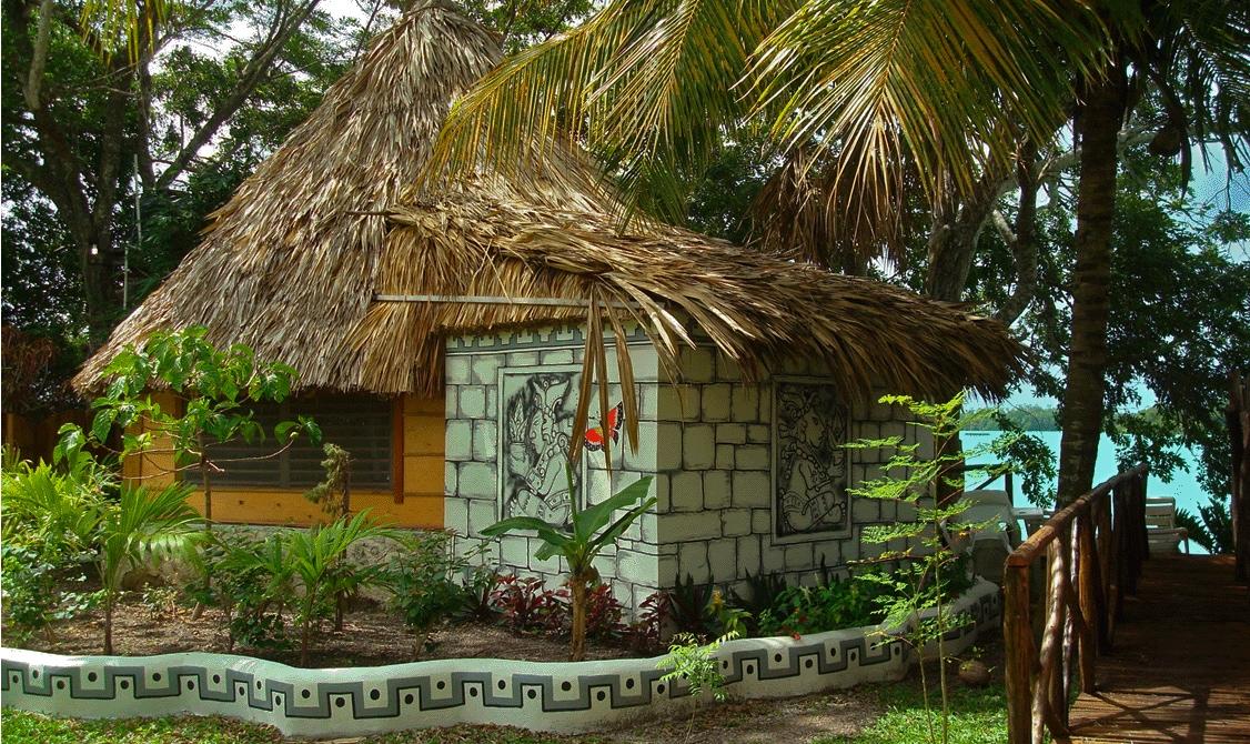 Waterfront Cabana on LagunaMilagros