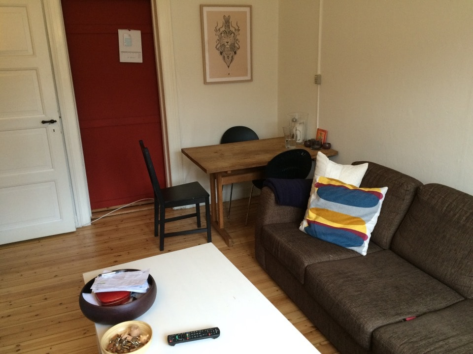 Childfriendly apartment Copenhagen