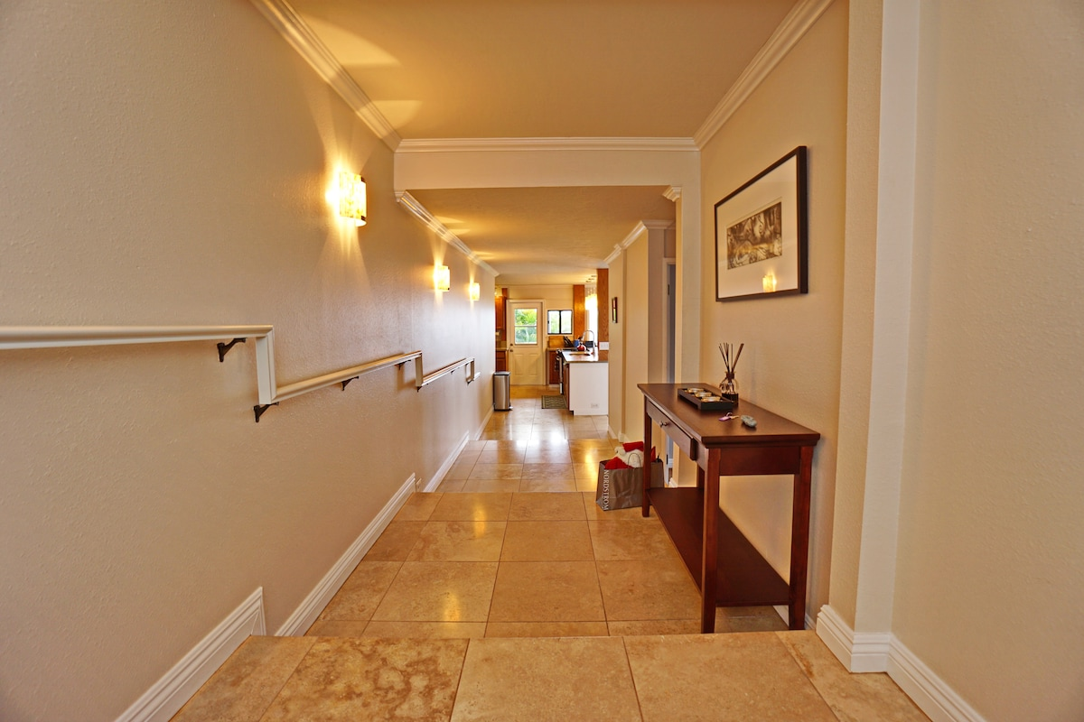 Entryway in to your lovely home.