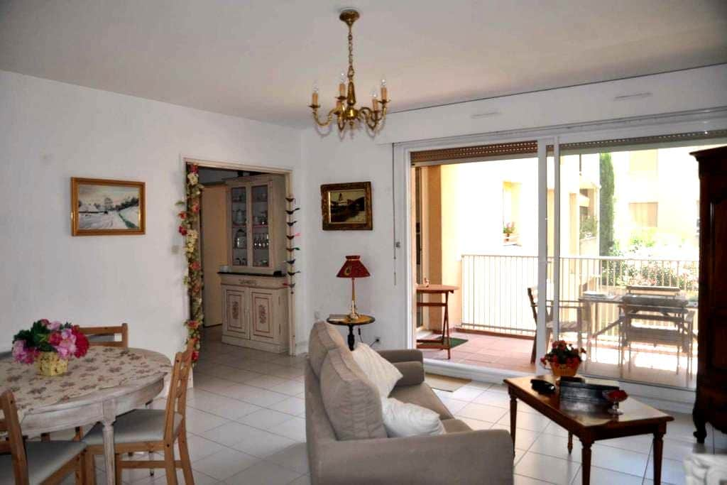 Centre historique, Ap 4P Parking - Avignon - Appartement