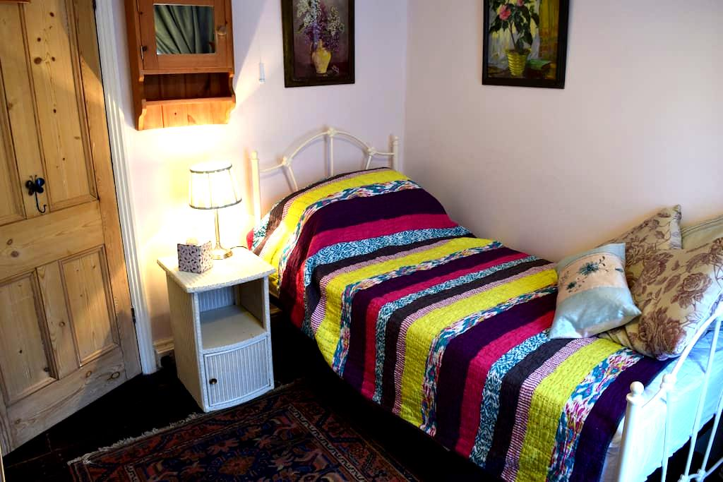 Characterful, central, single room - Lincoln - Dům