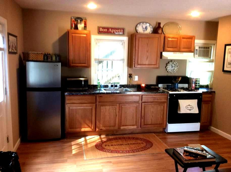 DOWNTOWN NORTHAMPTON STUDIO WITH PARKING! - Northampton