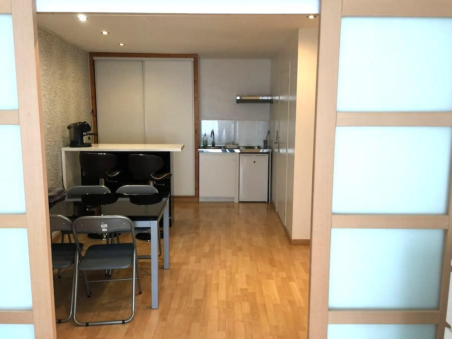 Apartment T2 bis city center ARRAS - Arras - Lejlighed