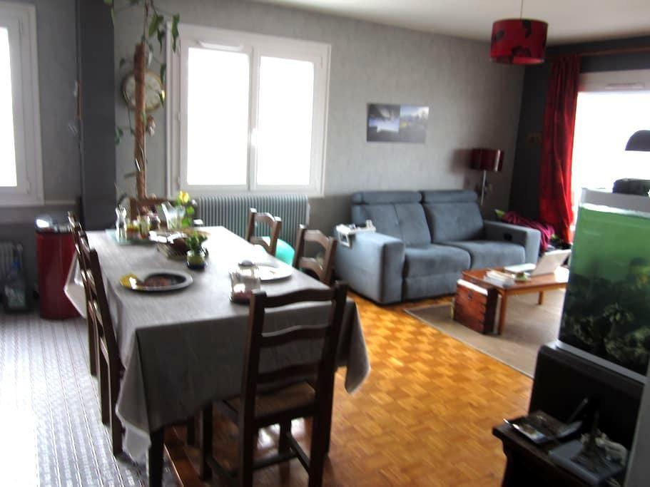 résidence les FIGULINES - Roanne - Apartment