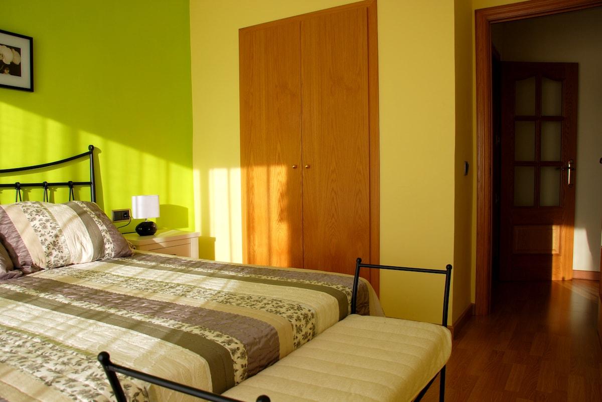 Master bedroom / Habitación principal