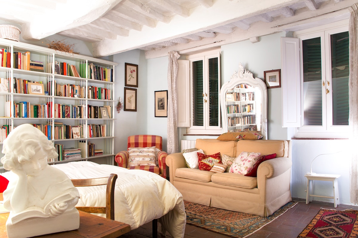 Beautiful flat inthe heart of Lucca