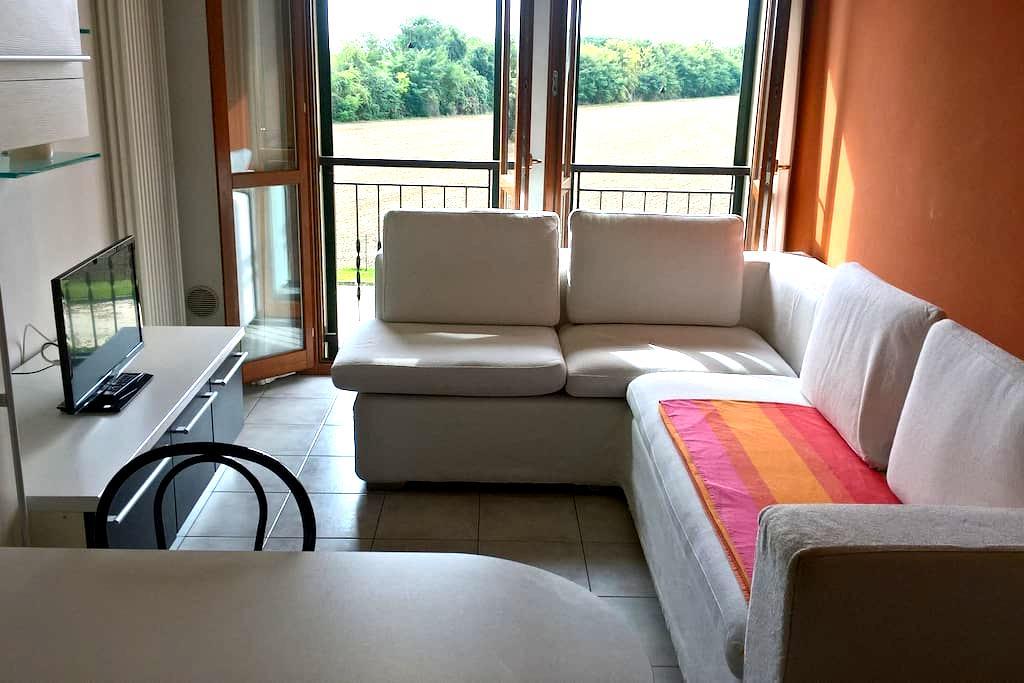 Tra Ferrara e Bologna, relax.... - Poggio Renatico - Apartamento