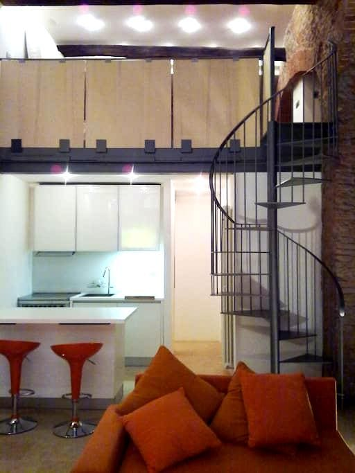 Loft in centro storico a Ferrara - Ferrara - Loft