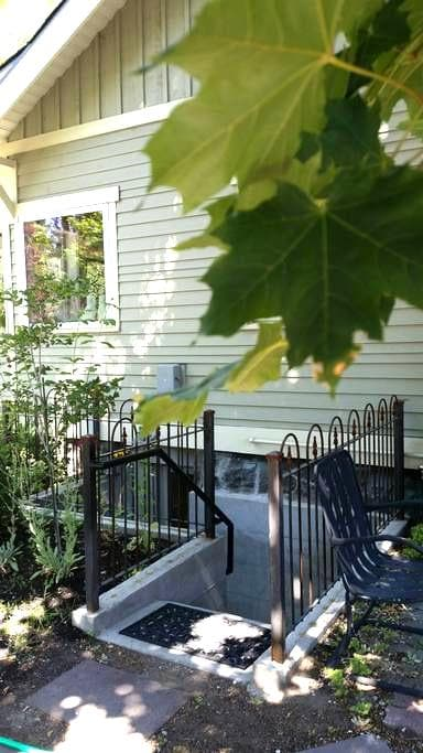 Historic Drake Park Neighborhood . - Bend - Daire