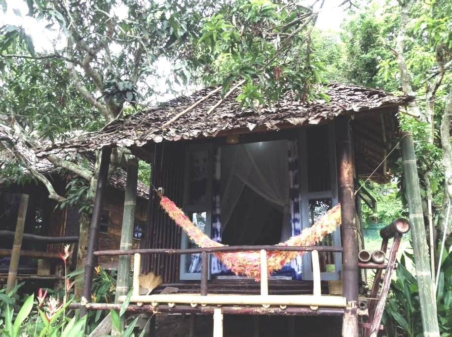 Re-wild bungalow - Tambon Wiang Tai - Bungalou