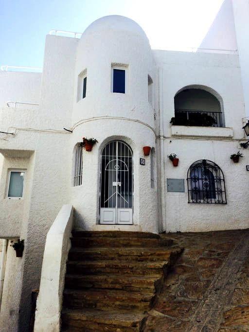 Luxury Townhouse in Mojacar, Almeria Spain - Mojácar - House