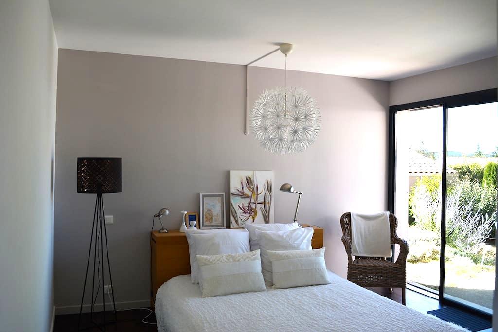 Chambres d'hôtes La Maison Blanche - Vaison-la-Romaine - Bed & Breakfast
