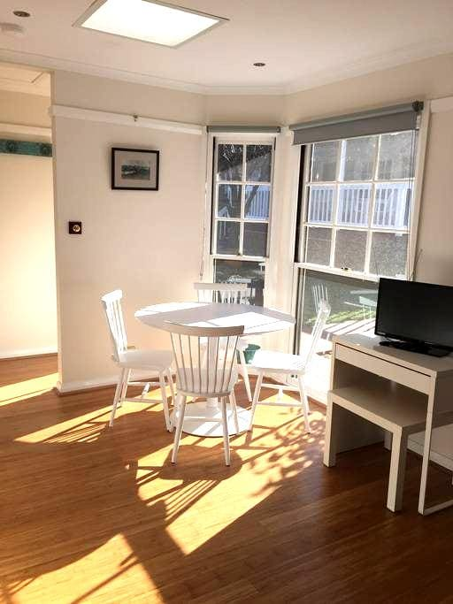 Sunny Garden Studio - Ainslie - Apartment