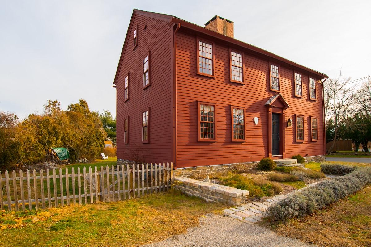 Capt. Peter Greene House - 1723