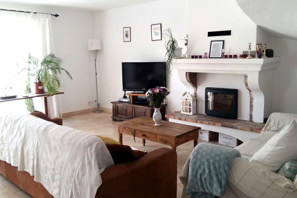 Deux chambres au coeur du Luberon - Oppède - Casa