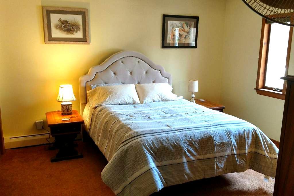 Charming Canary room. - Wallingford - Haus