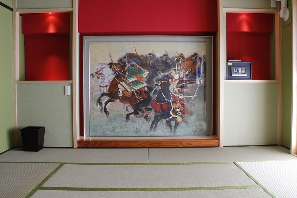 【Itokiyoshi】Nobunaga house 503