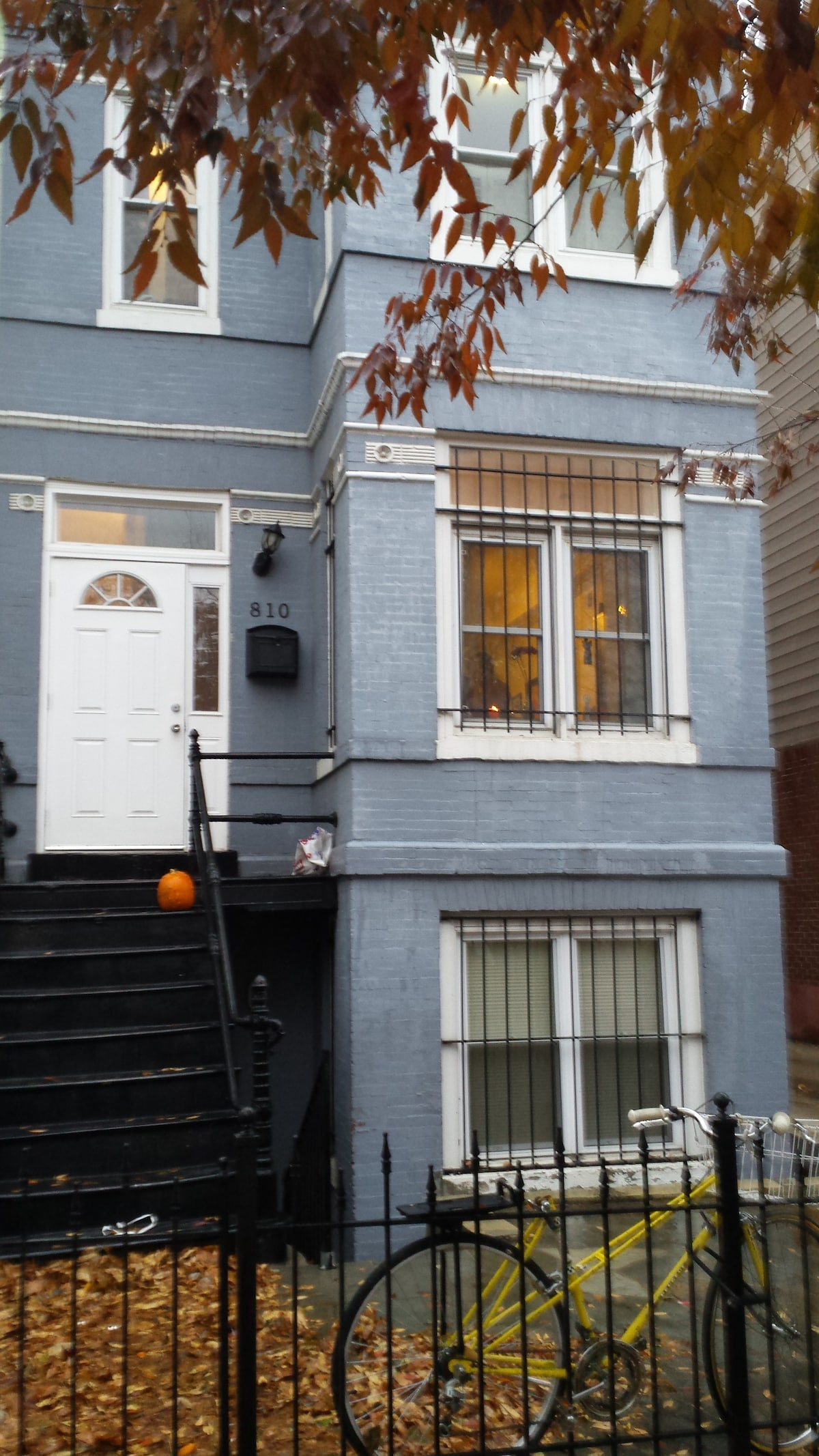 Adorable private 1/b apt on H St NE