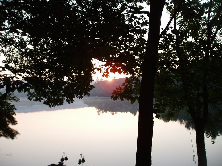 Denmark Maine Lake House-Moose Pond