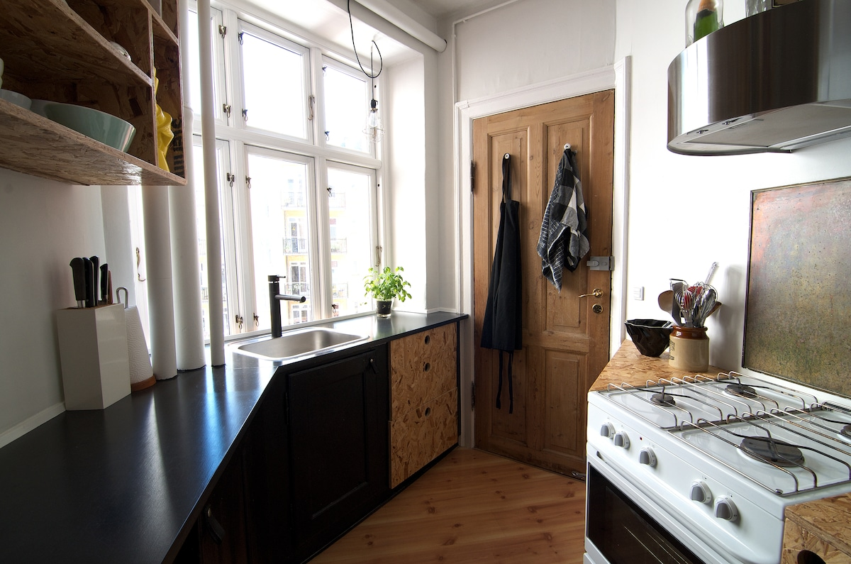 Kitchen with everything you need...