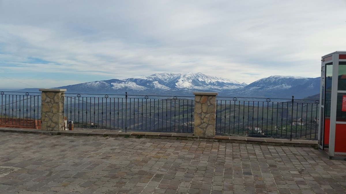 Casa parco nazionale d'Abruzzo