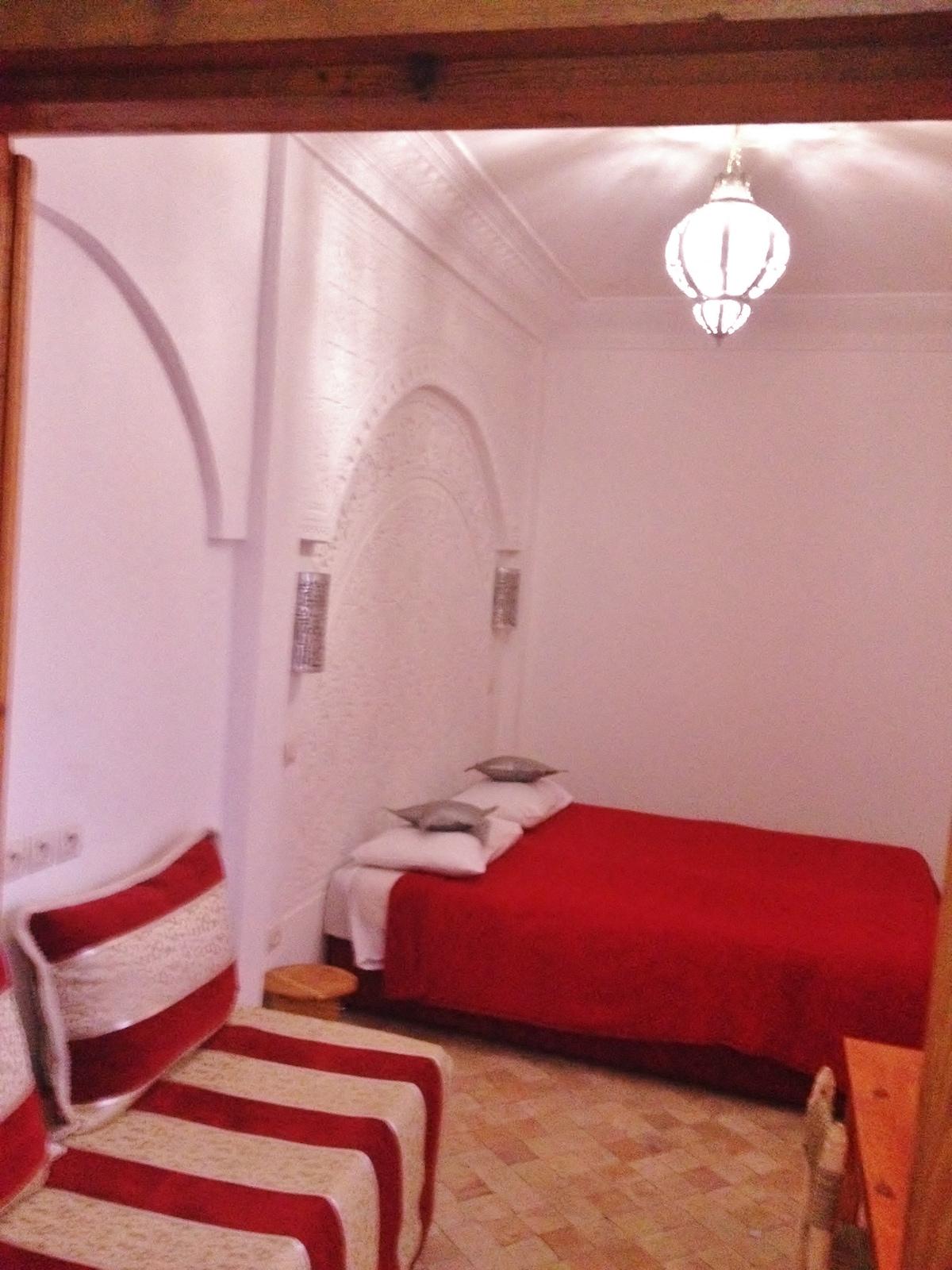 Riad Jemaa El Fna - B&B - room 1