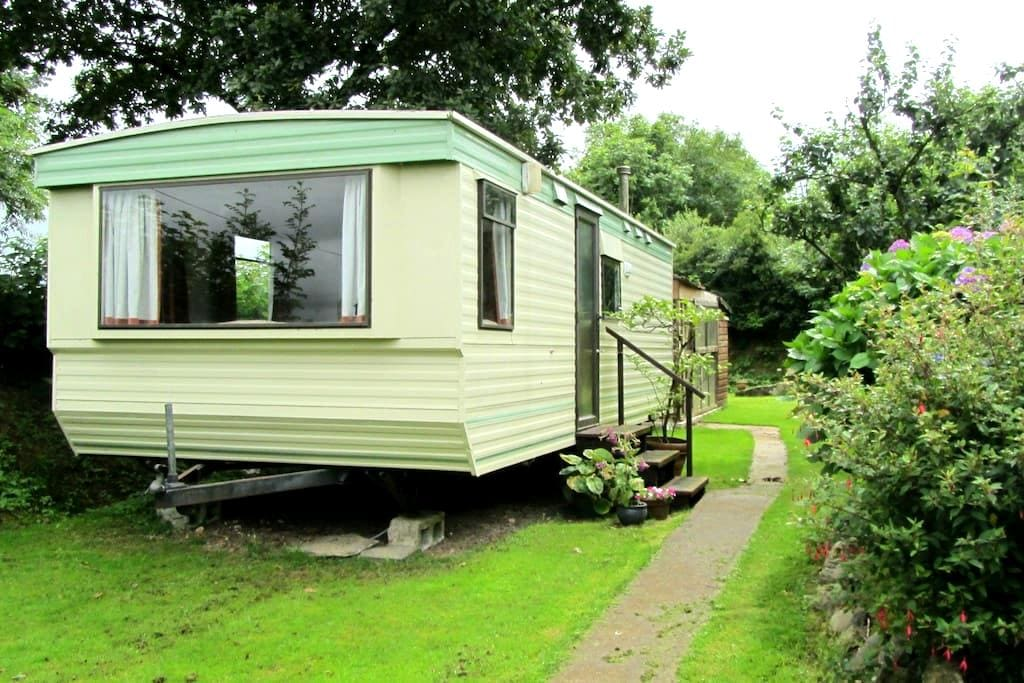 Dartmoor Self Catering Static Home Set In Paradise - Lydford - Outro