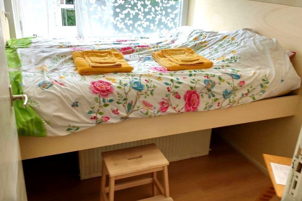 Waarin een kleine kamer groot is - Castricum - Casa