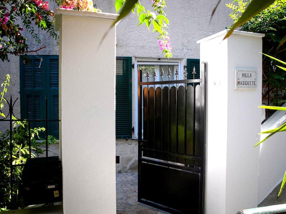 Villa Mascotte garden close to the center priv bth - Nice - Ev