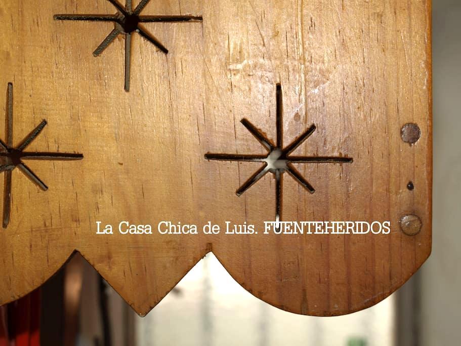 La Casa Chica. - Fuenteheridos - Σπίτι