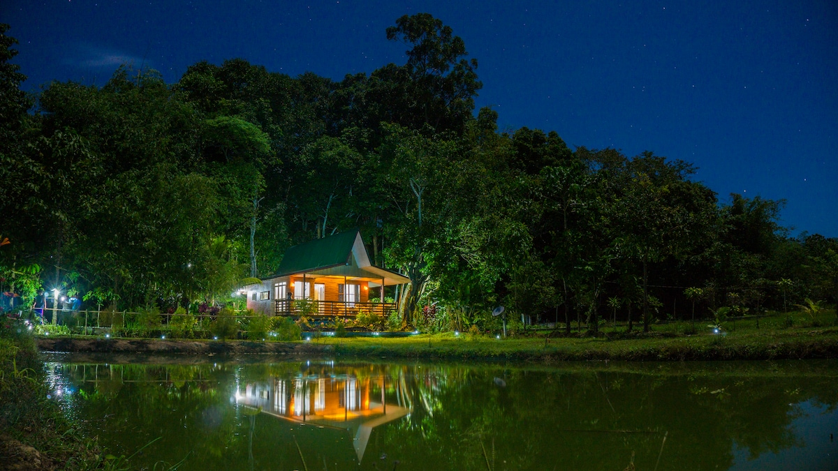 Cozy vacation cottage in Palawan