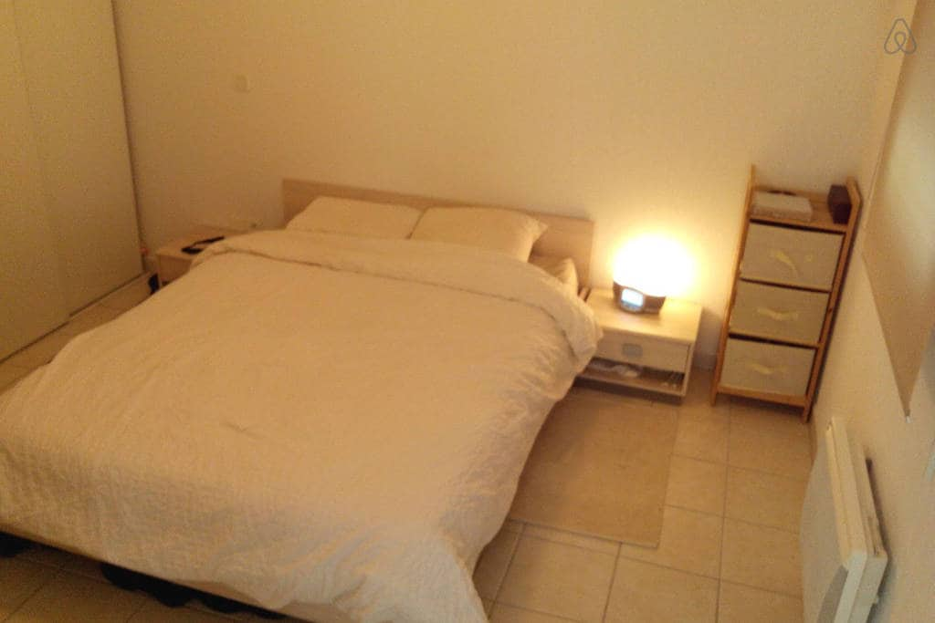 2 rooms apartment in a quiet place