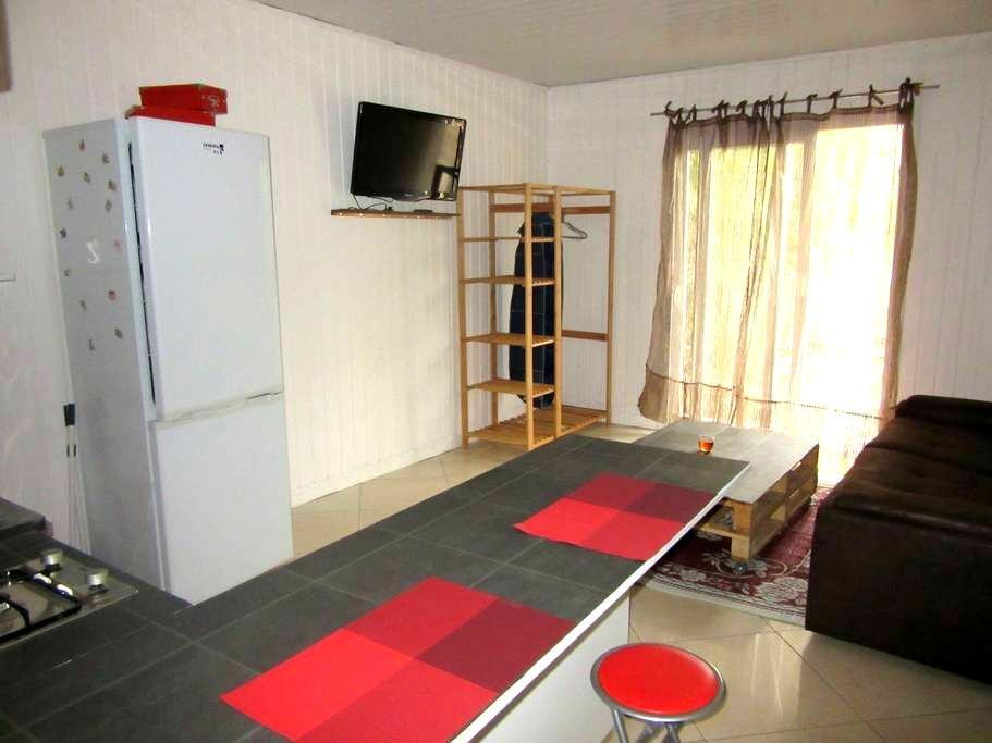 Coquet petit studio tontouta - Tontouta - Apartamento