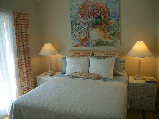 East Hampton Oasis Bedroom 1