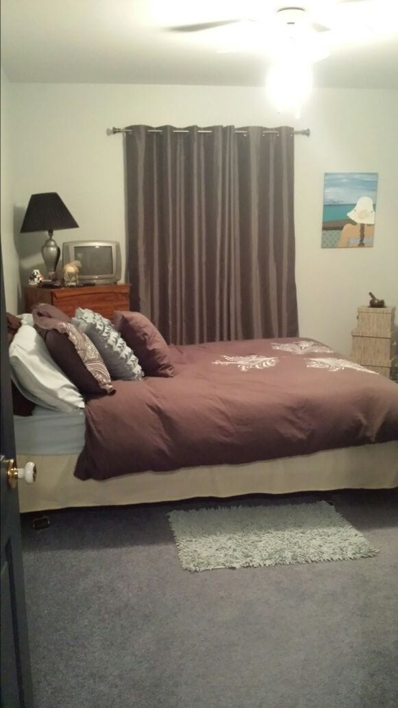 Cozy Bedroom at Affordable Price