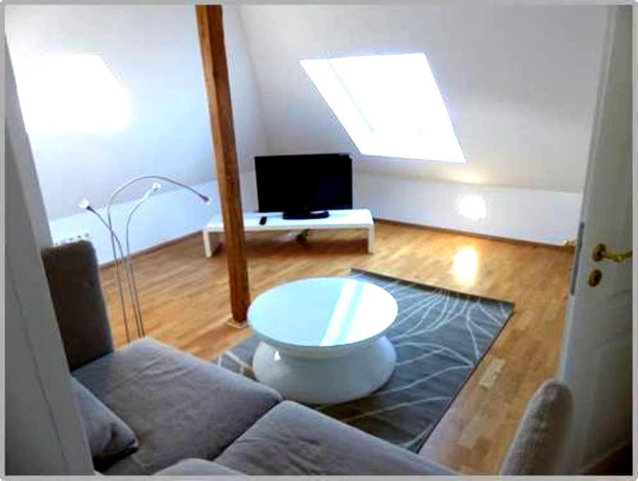 R7 - Sehr schicke 2Z-Wohnung mit Charme - Bonn - Wohnung