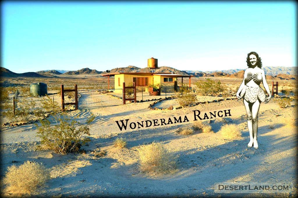 Wonderama Ranch - 트웬티나인 팜스(Twentynine Palms)