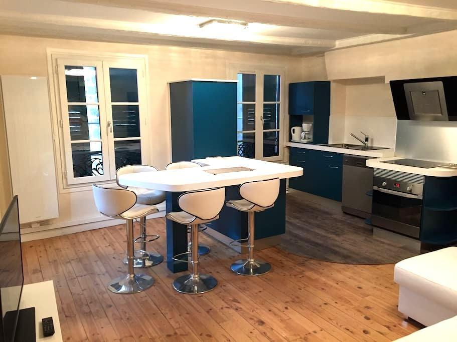 meublé 4 personnes, rue des tables - Le Puy-en-Velay - Apartment