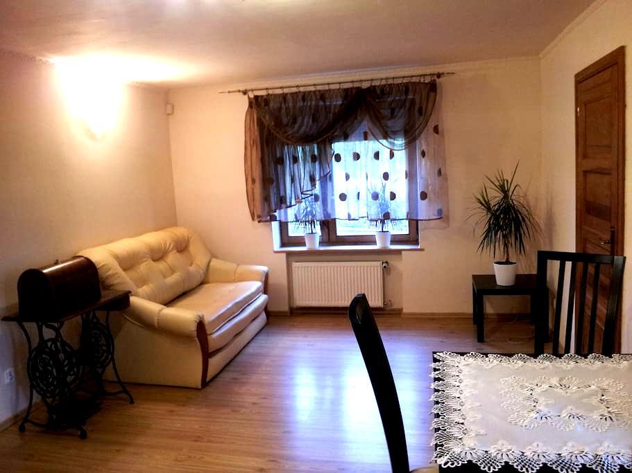 Charming Apartment in Gdynia - Gdynia - Pis