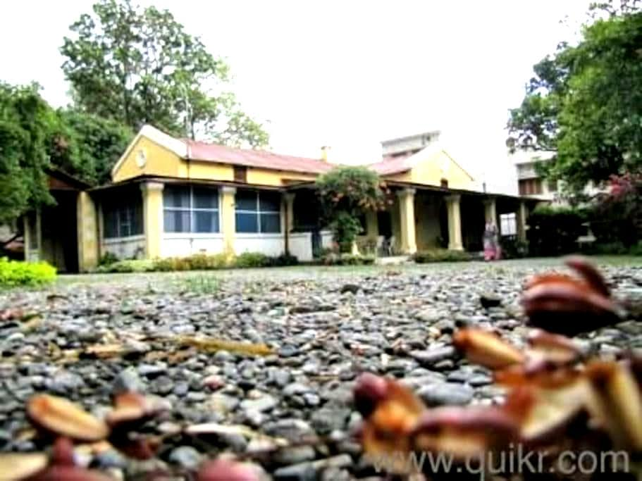 Old British House - Dehradun