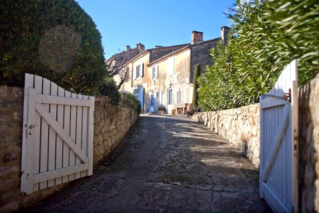 Mas du Vieux Charron, le Paradou - Paradou - House
