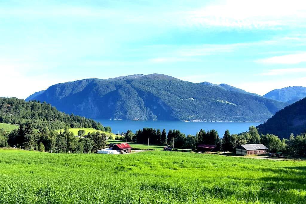 House in the countryside, idyllic surroundings - Stranda - House