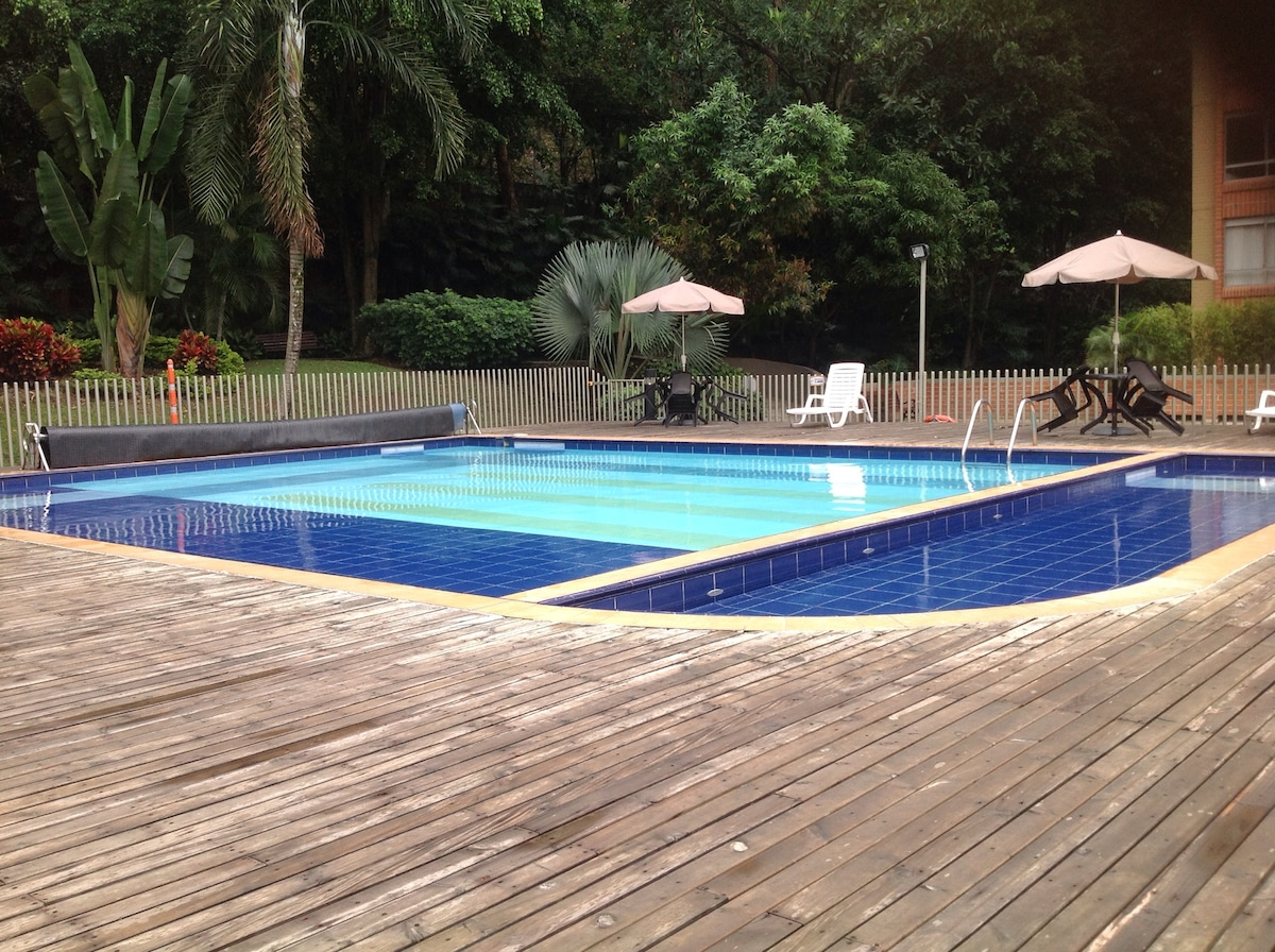 Poblado.. whit pool and sauna