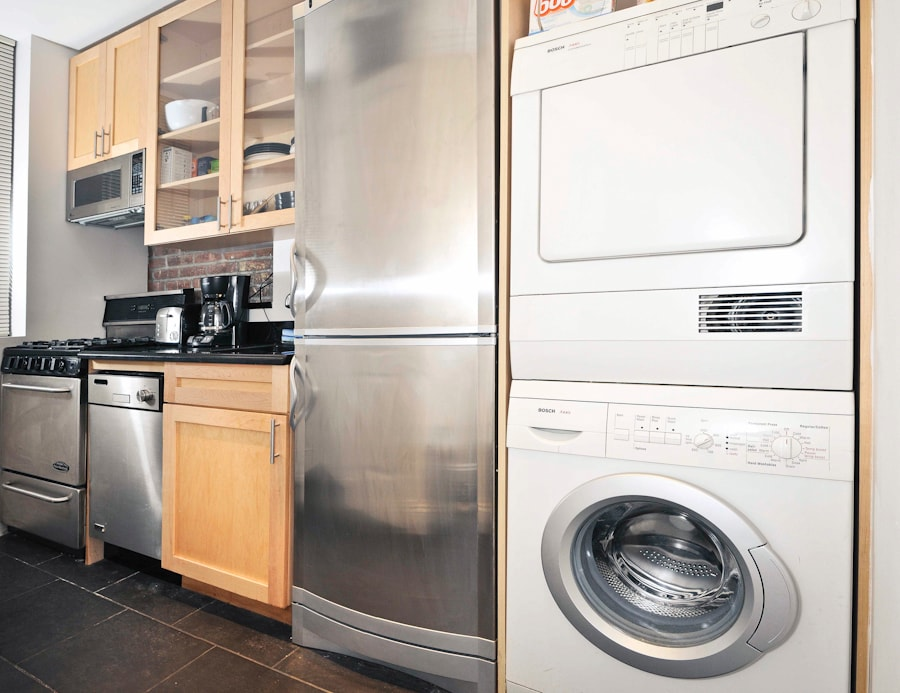 Free laundry, inside of this house, laundry soup provided