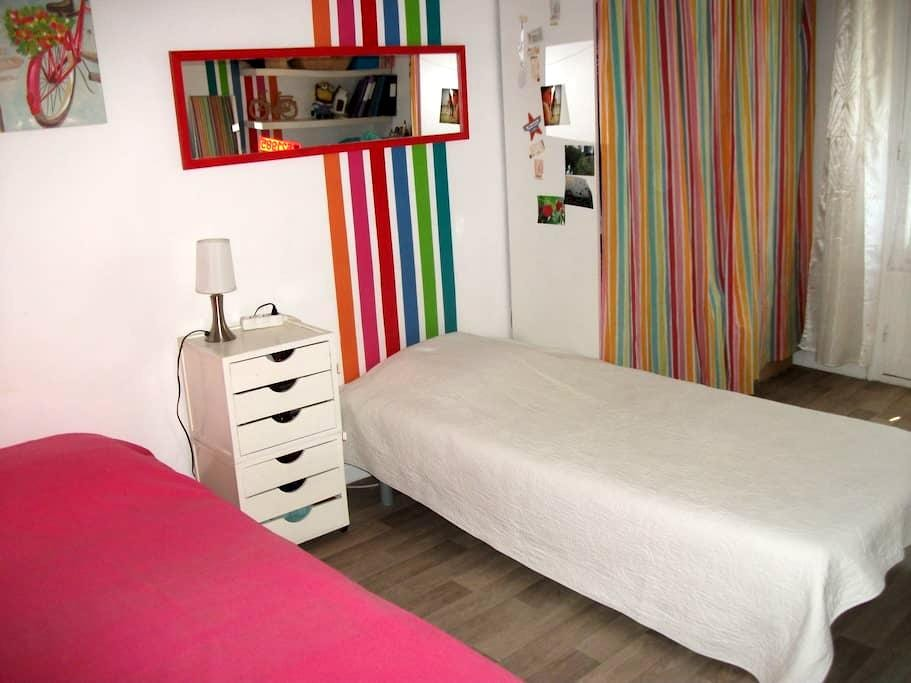 Chambre proche plage - Antibes - Bed & Breakfast