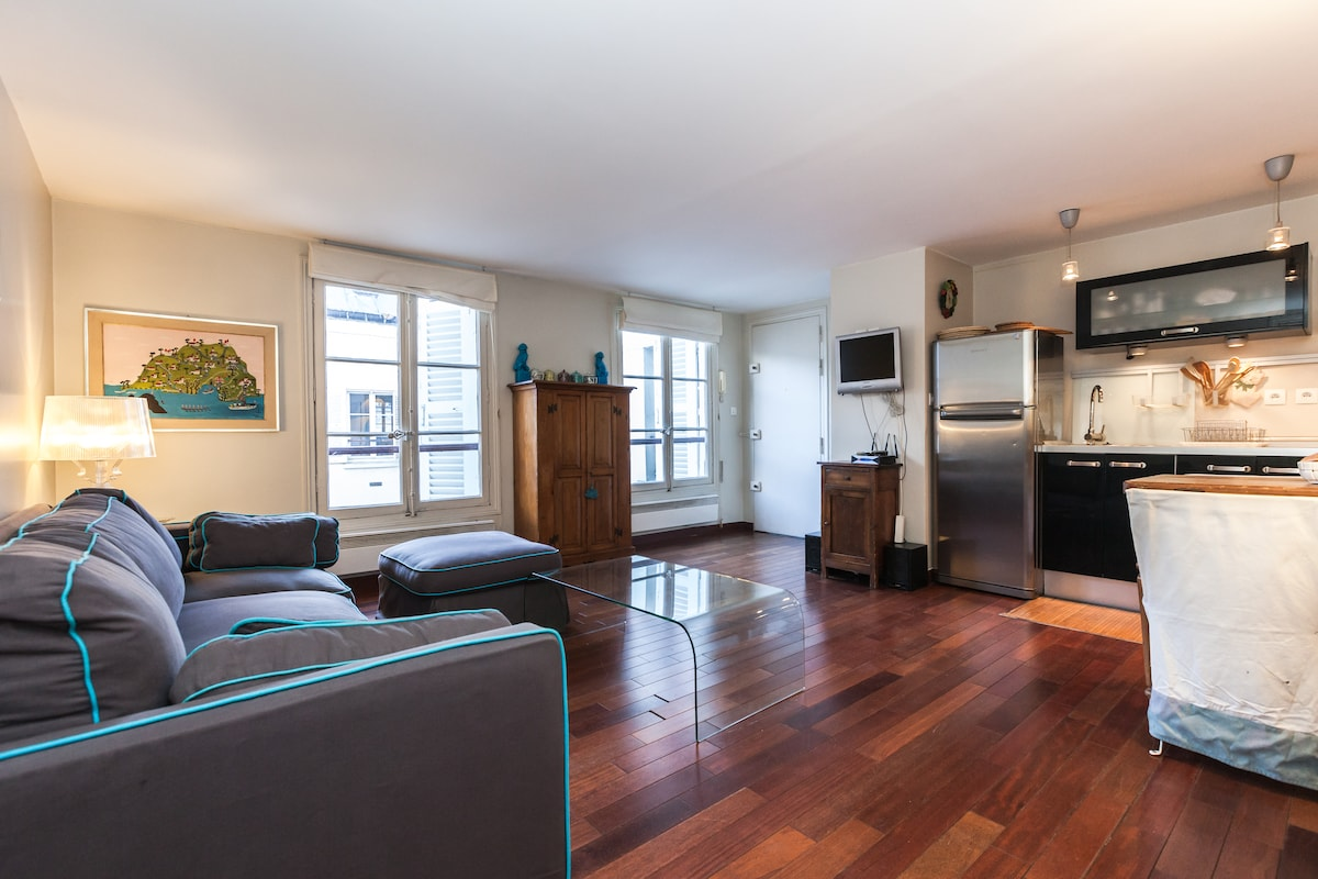 Unique 1bdr Pl.Vendôme 279/Paris