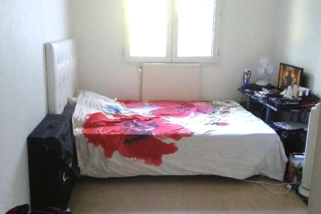 Chambre privée dans appartement - Romans-sur-Isère - Apartemen