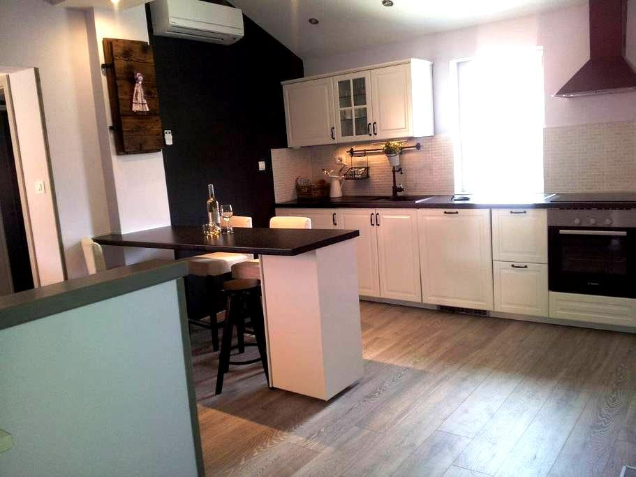 Comfortable new apartment for 3+2 - Cres - Wohnung