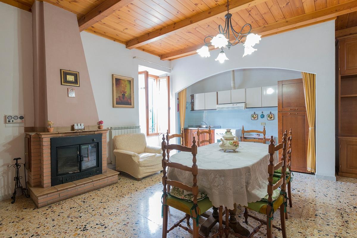 IL NIBBIO, two room apartment