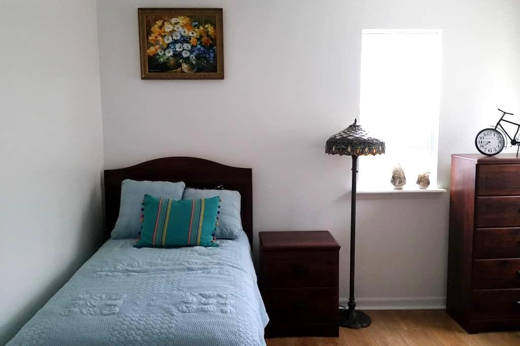 Nice bedroom in new house near UCF - Orlando - Talo